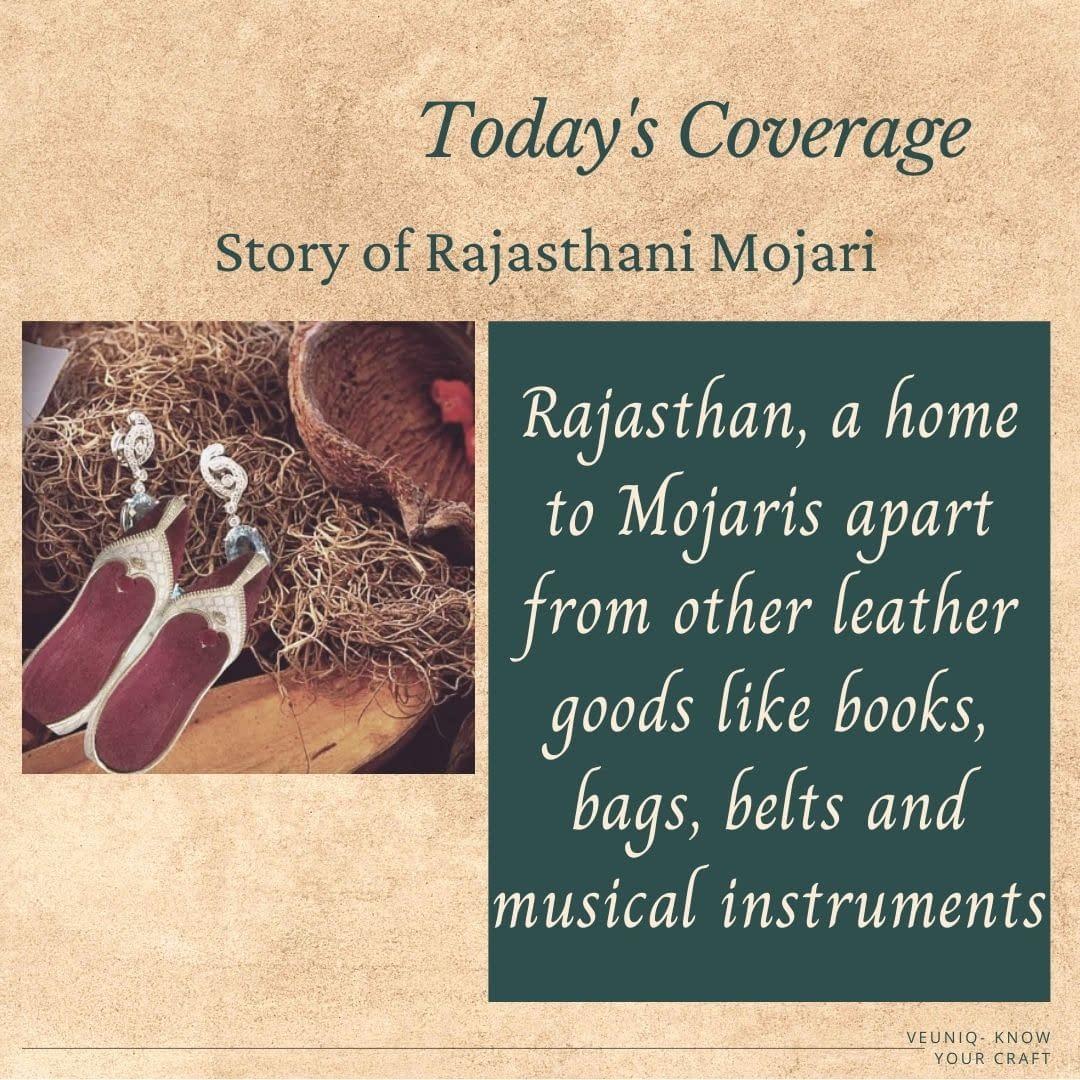 Handcrafted Mojari cover
