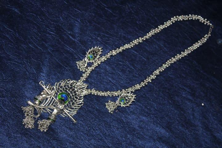Handmade Krishna Necklace 3