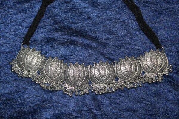 Handmade Kamal necklace Set 3
