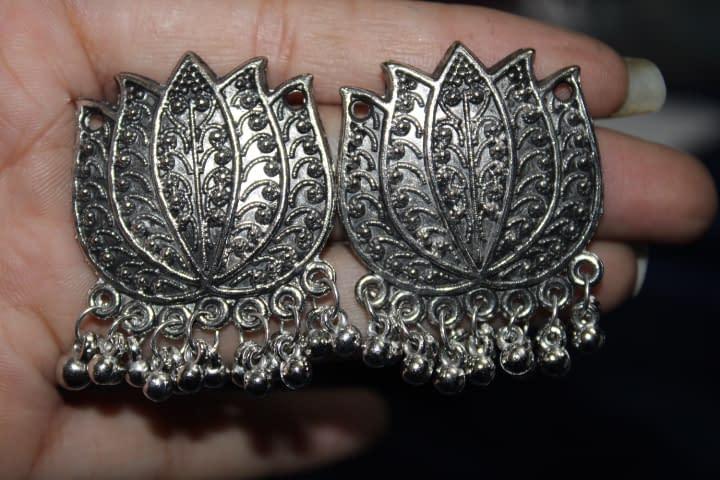 Handmade Kamal necklace Set 4