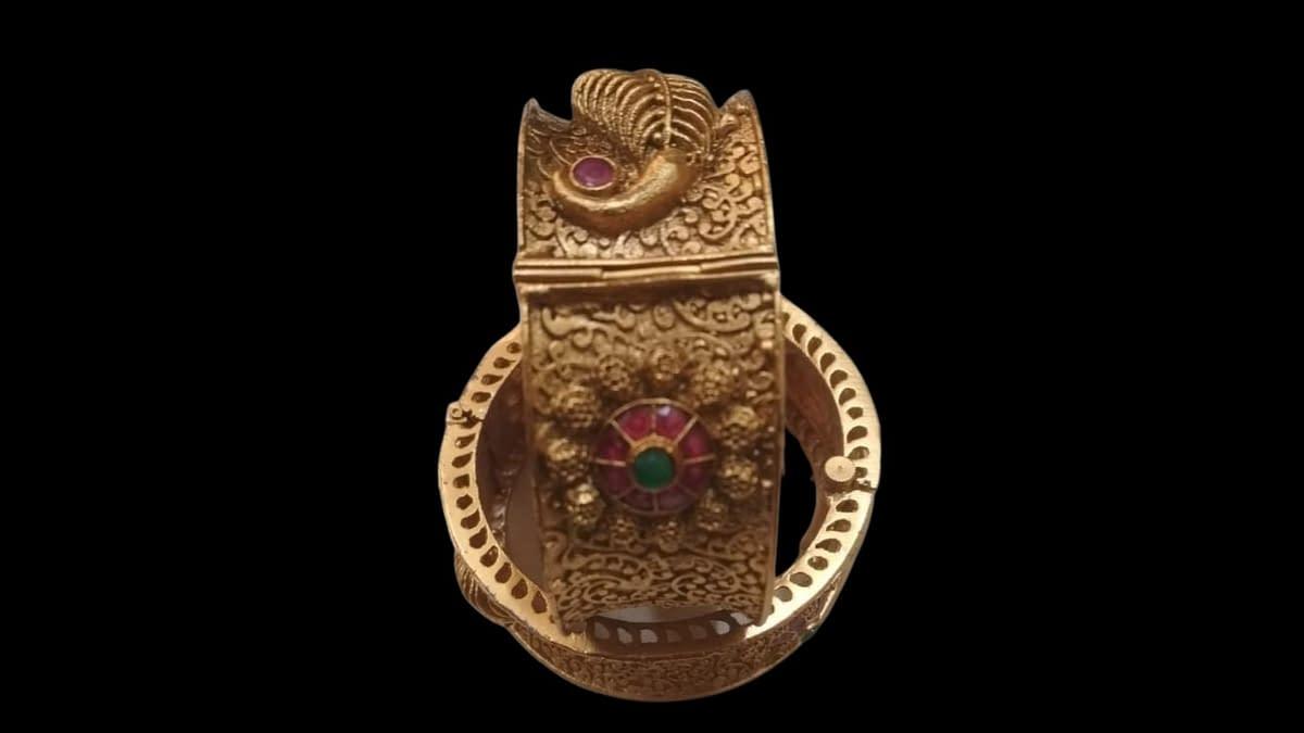 Handmade Padmavati Bangle 3
