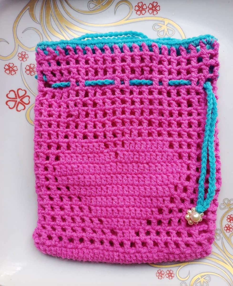 Handmade Hand bag 4