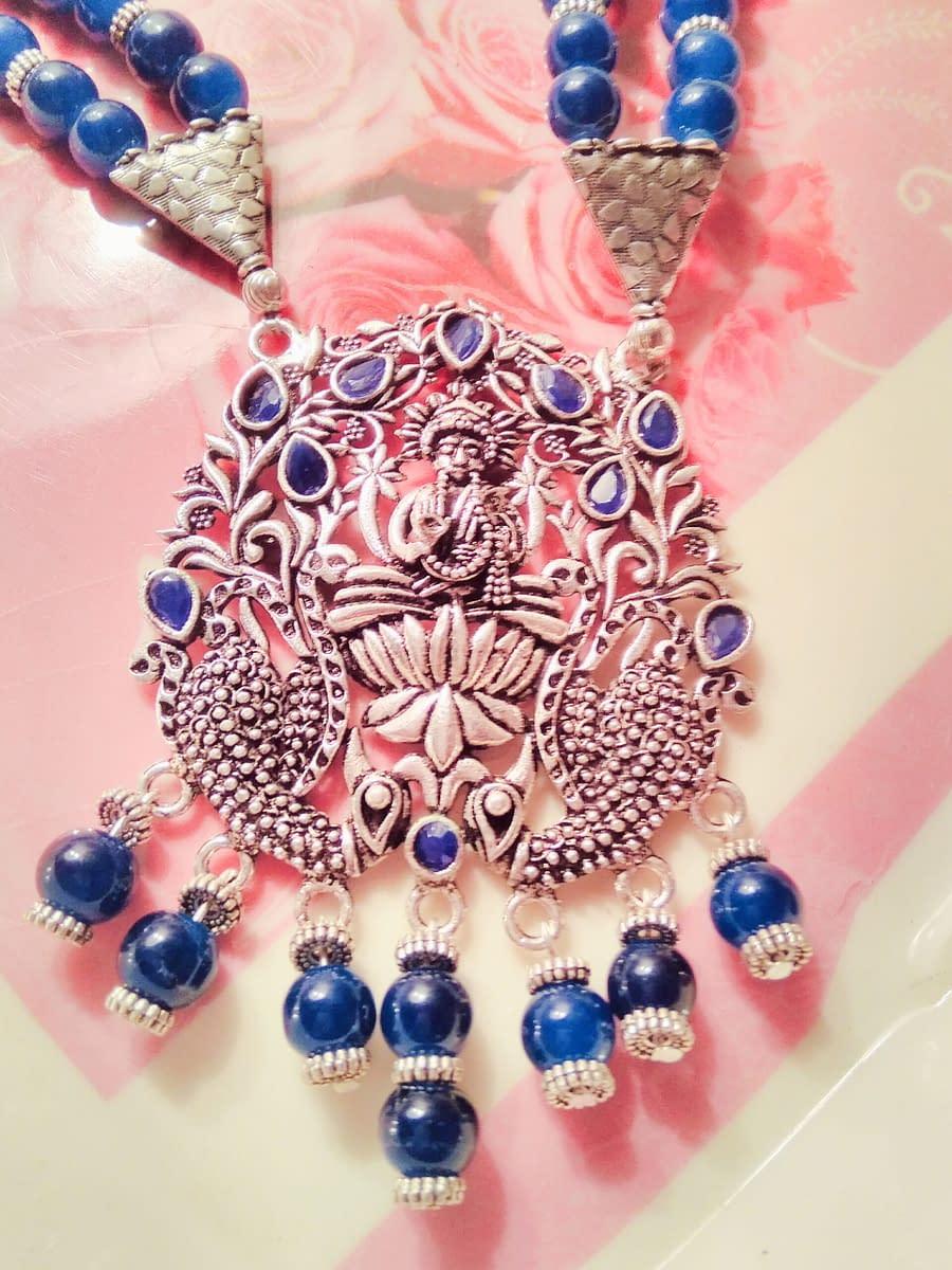 Handmade Wonder blue set 4