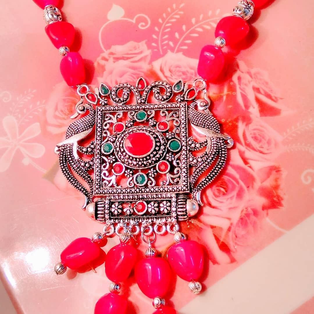 Handmade Pink set 4