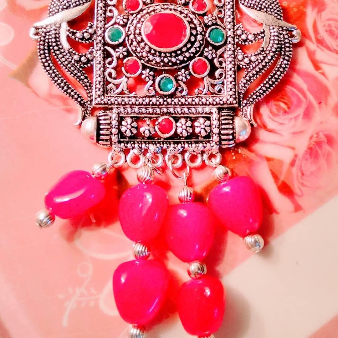 Handmade Pink set 5