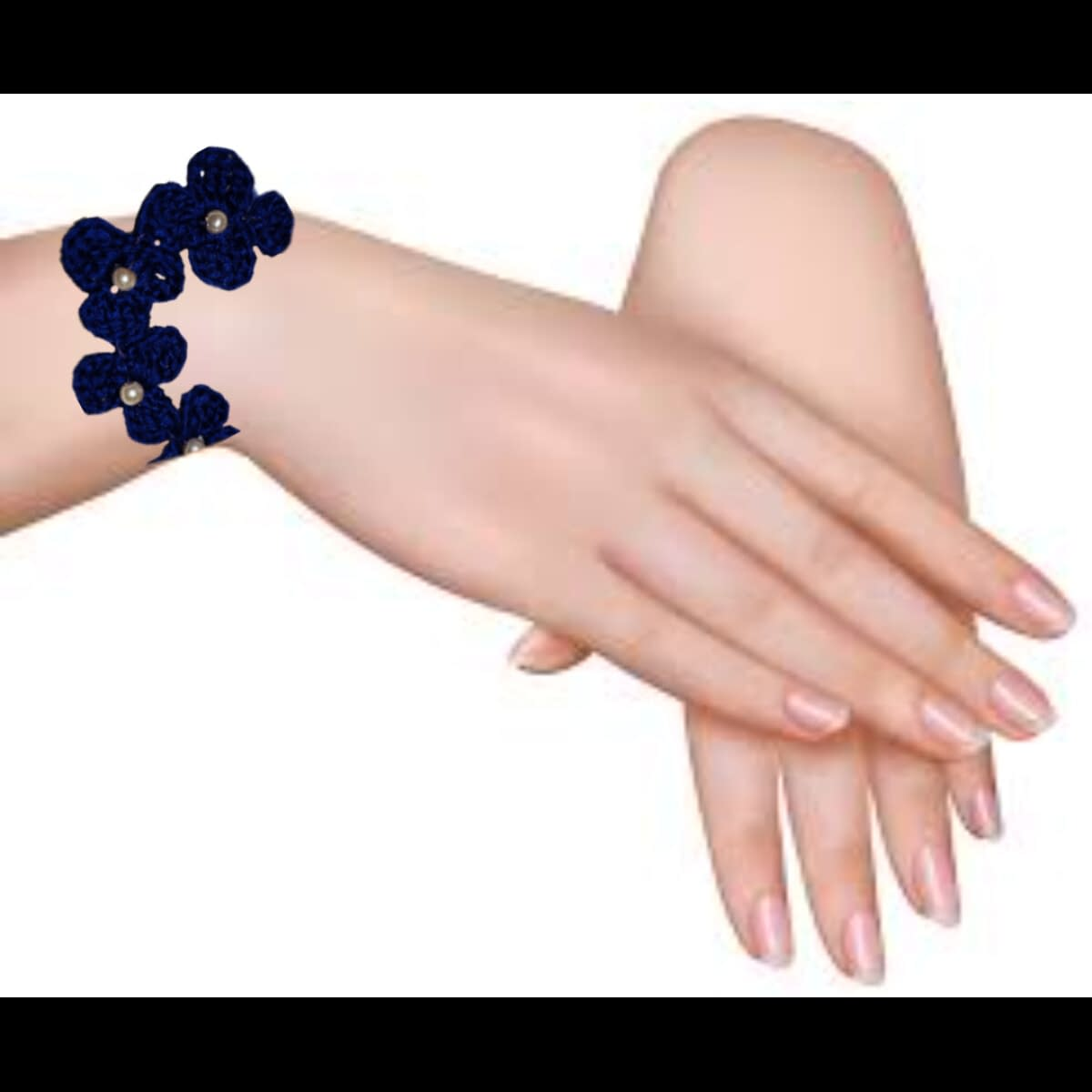 Handmade Crochet bracelet 3