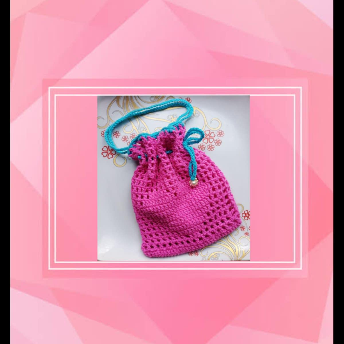 Handmade Hand bag 3