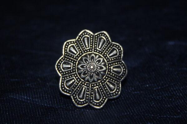 Handmade Sun Ring 4
