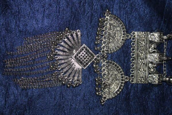 Handmade Chandelier Necklace 3