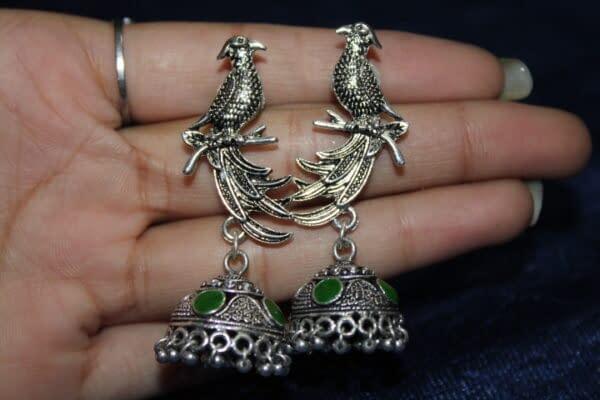 Handmade Bird Earrings 3