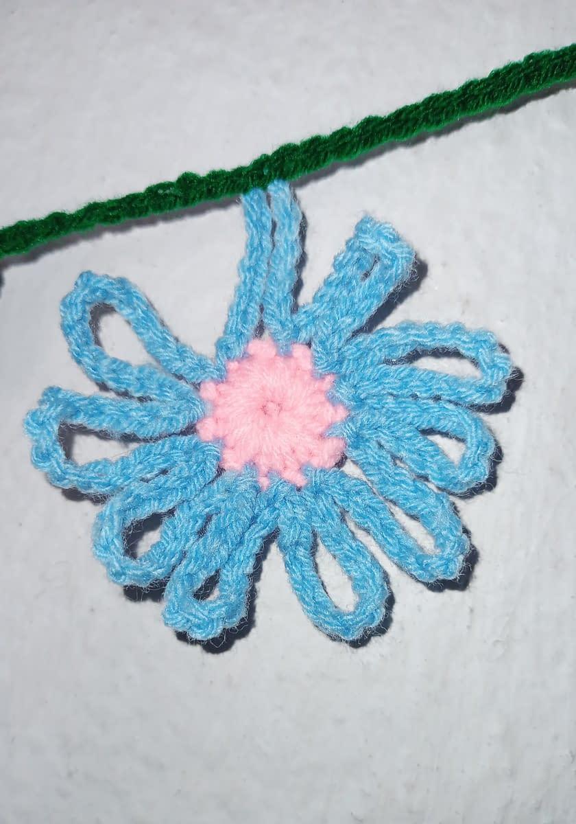 Handmade Crochet toran 5