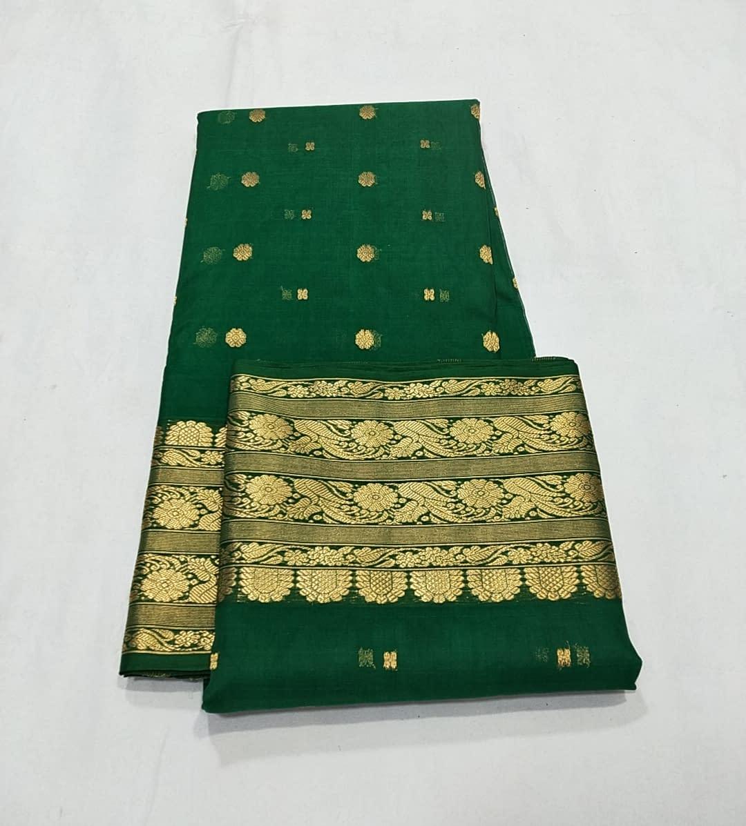 Handmade Chanderi Katan Silk 6