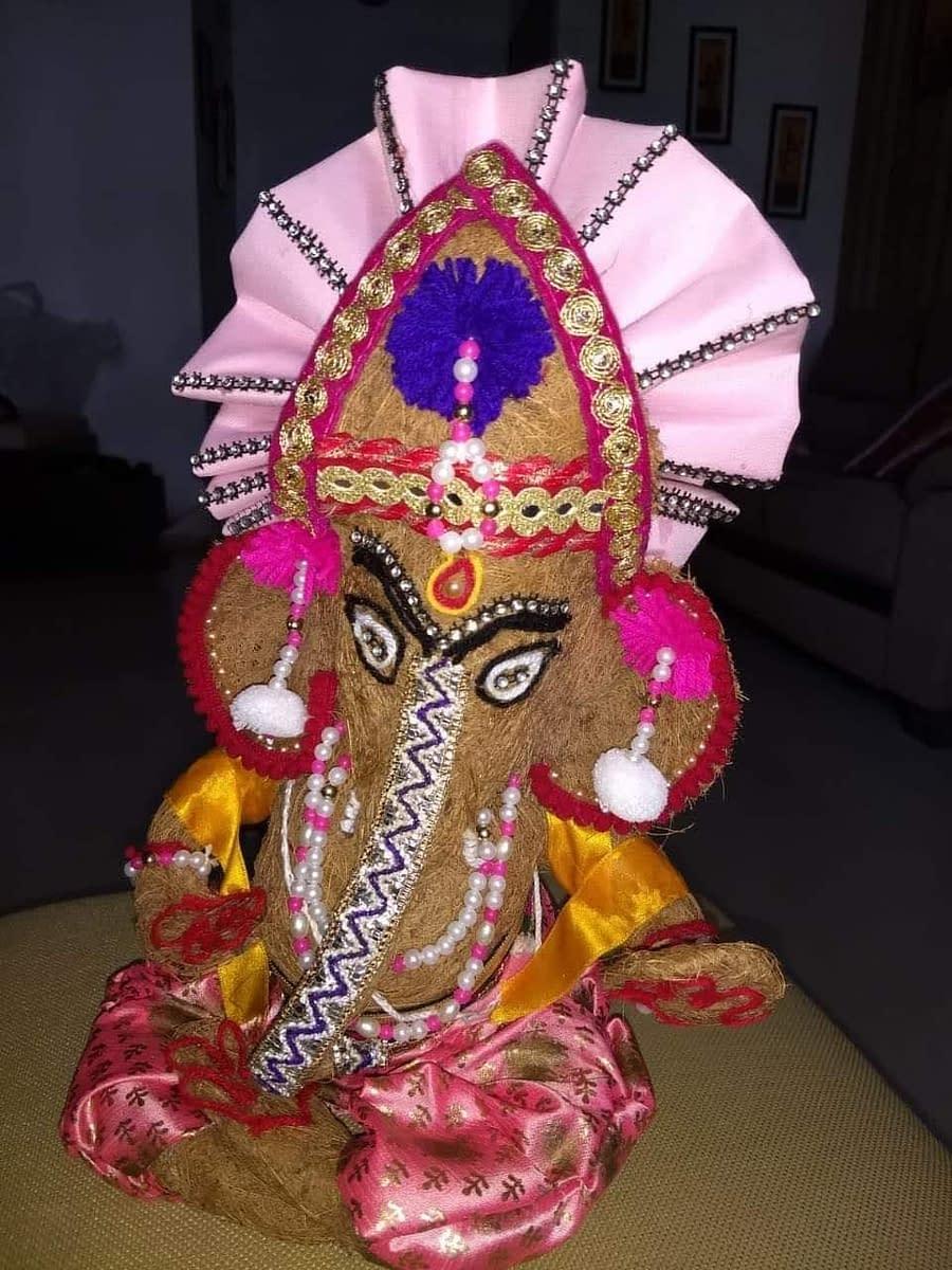 Handmade Lord Ganesha 3