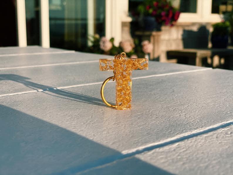 Handmade Resin keychain 3