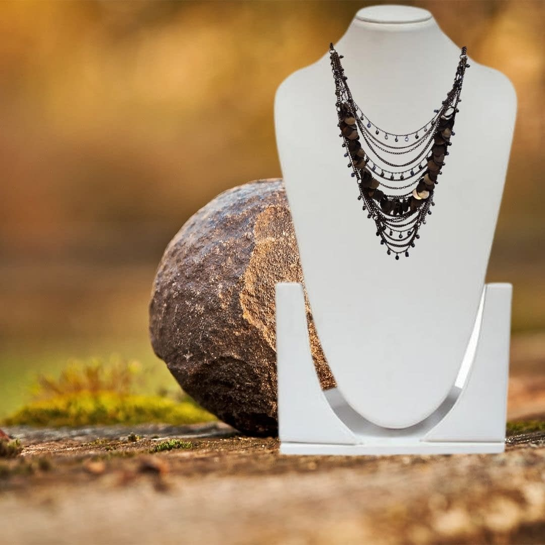 Handmade Tribal Necklace 3