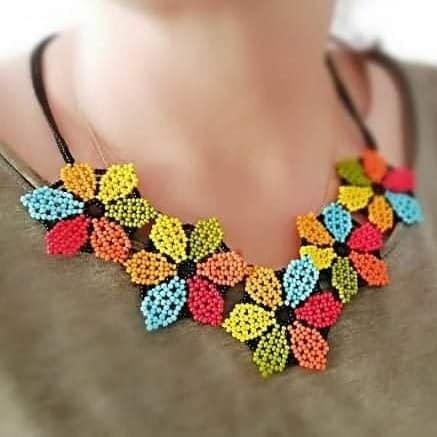 Handmade Seed-bead jewelry 3