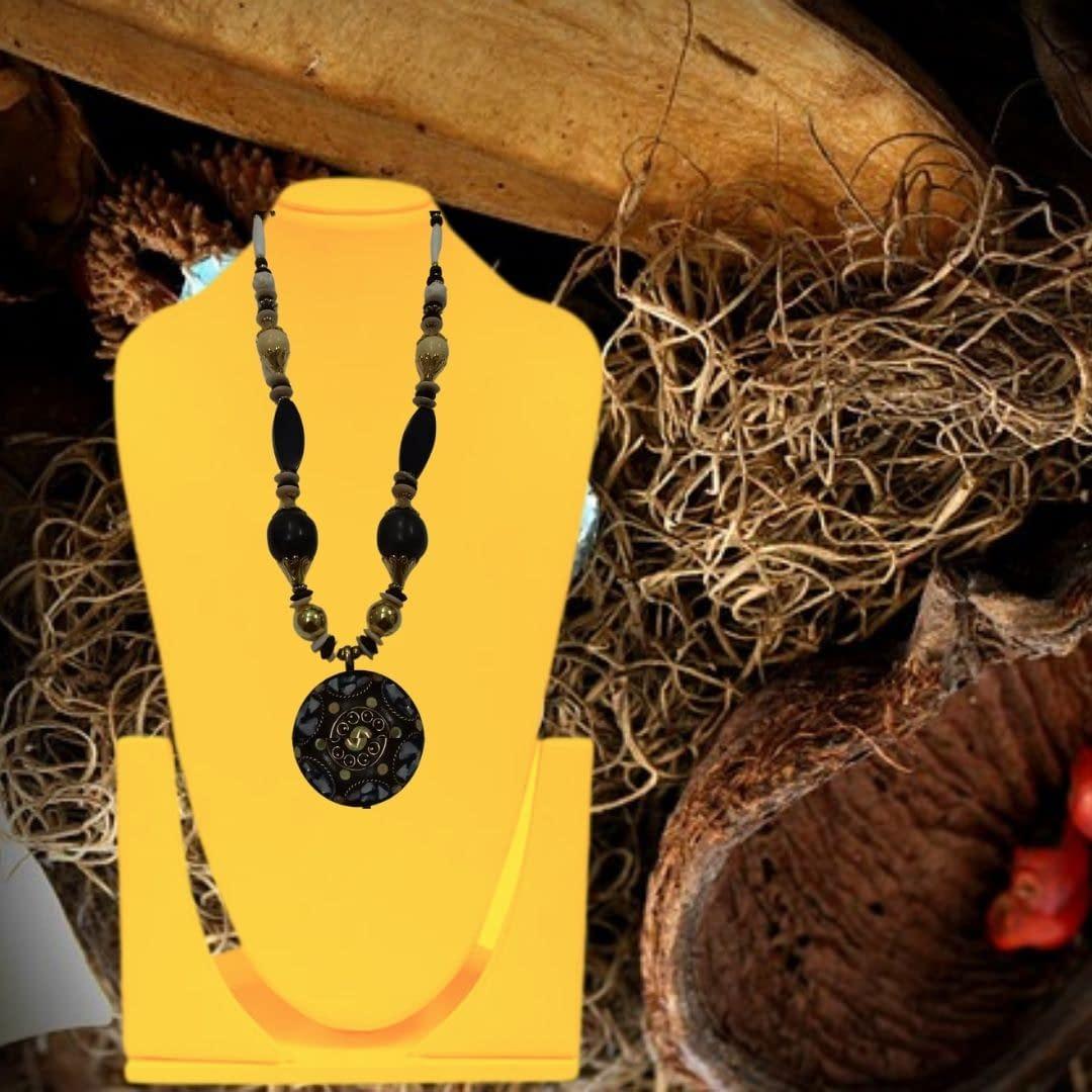 Handmade Multicolored fashion Necklace 3