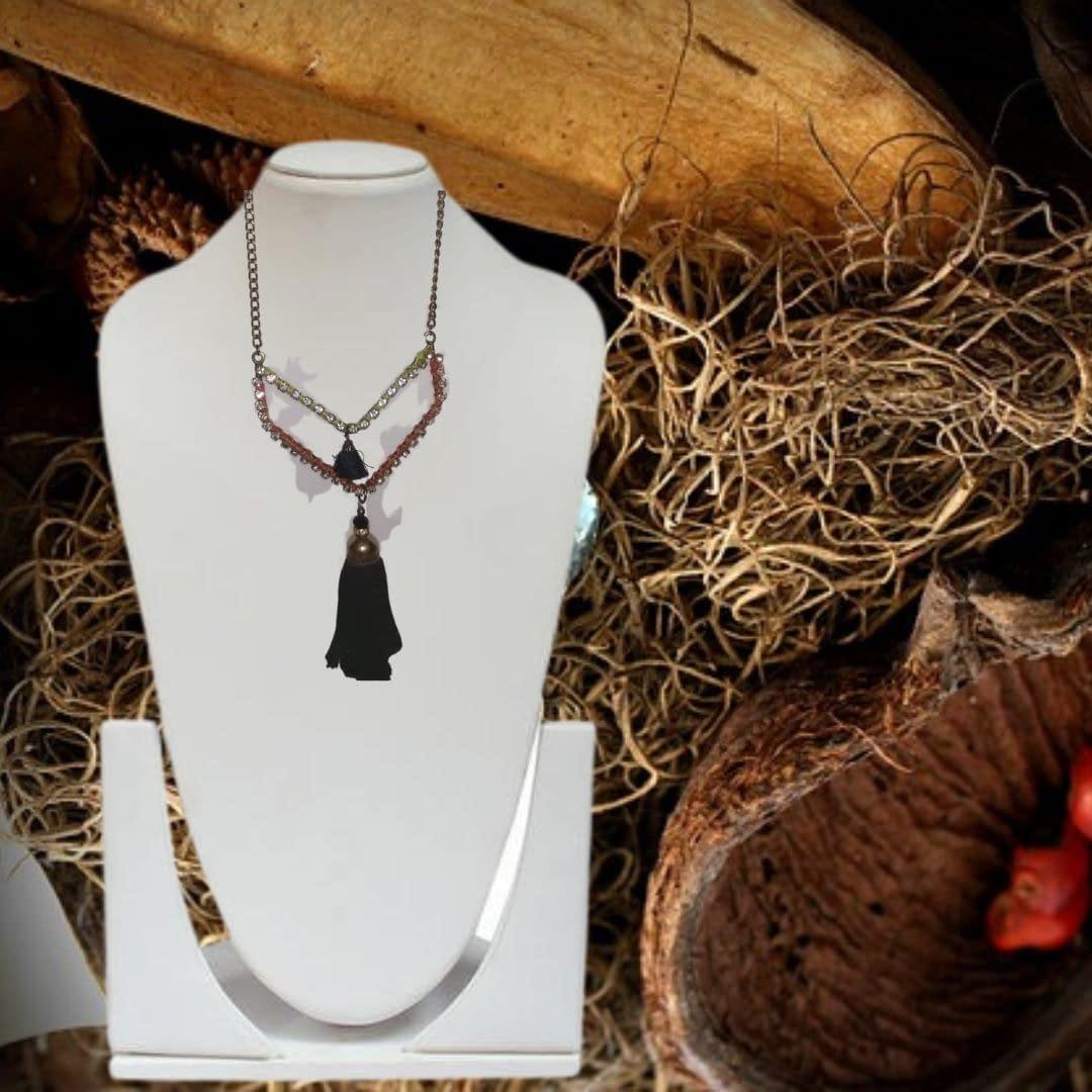 Handmade Trendy necklace 3