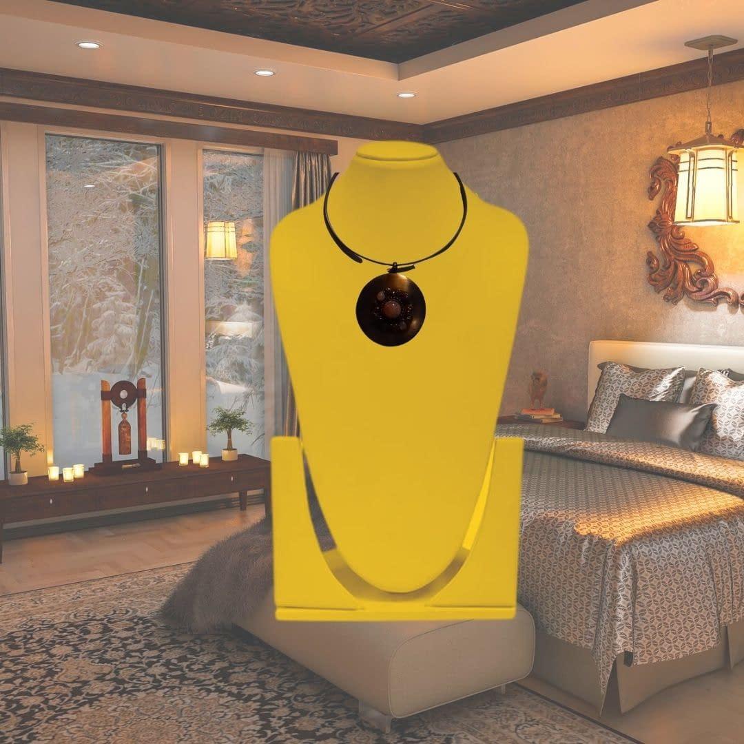 Handmade Tribal Design Necklace 3