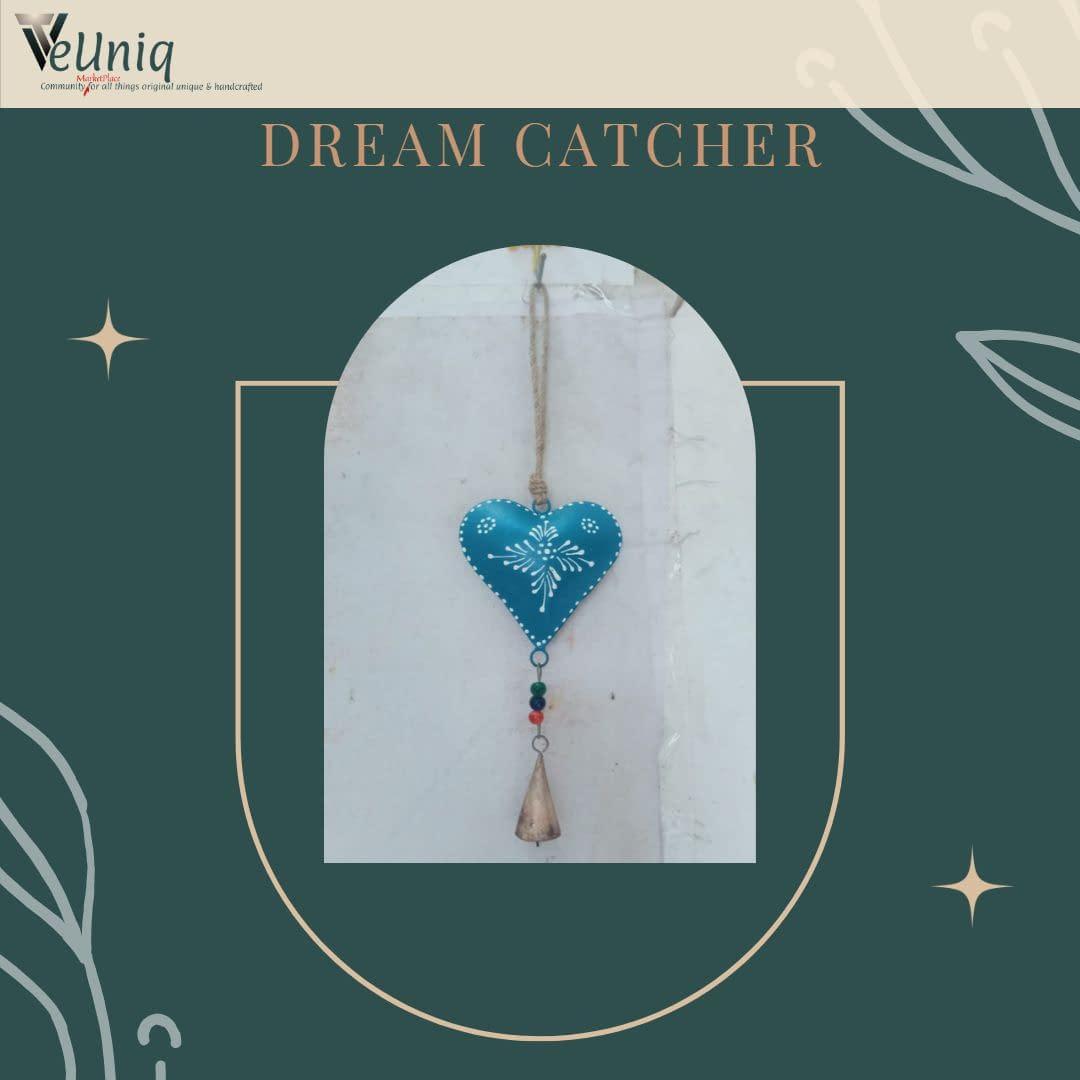 Handmade Blue Heart Chime (Set of 3) 3