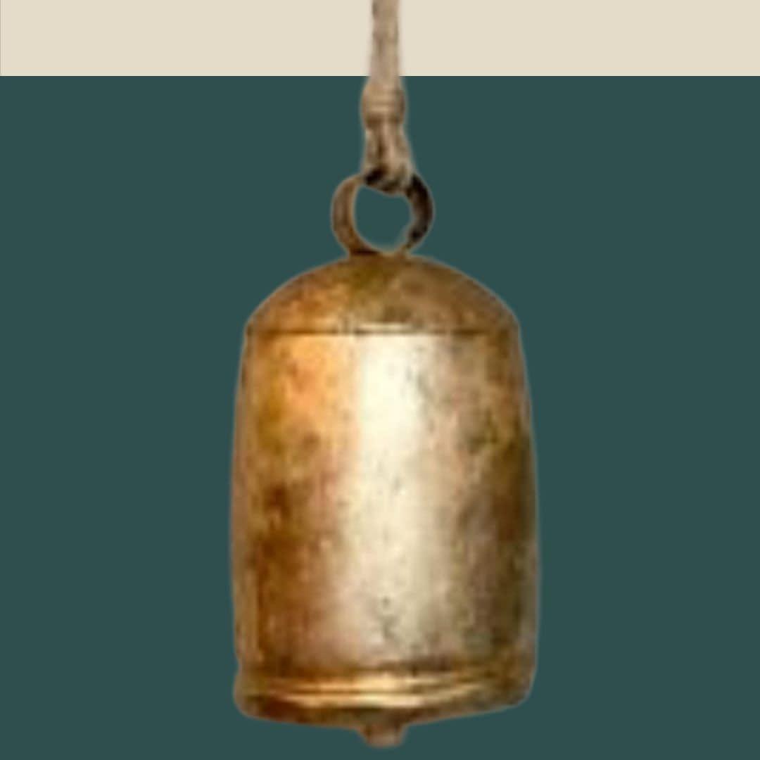 Handmade Brass bell 4