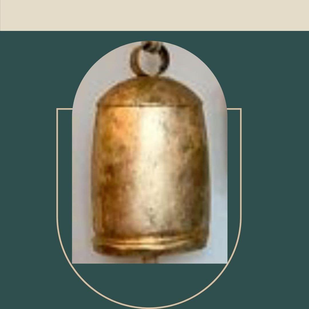 Handmade Brass bell 3