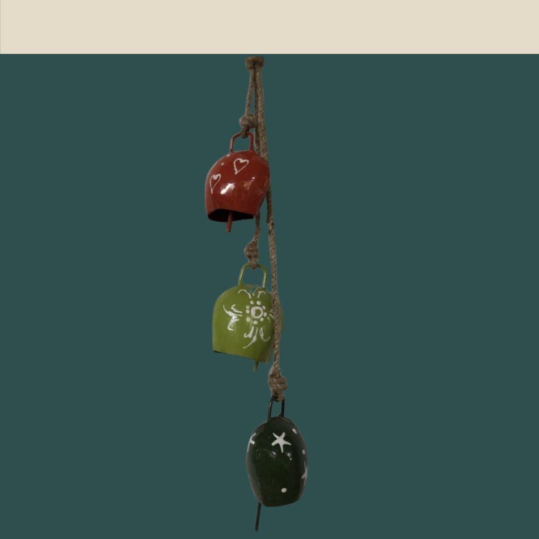 Handmade Color Bells 4