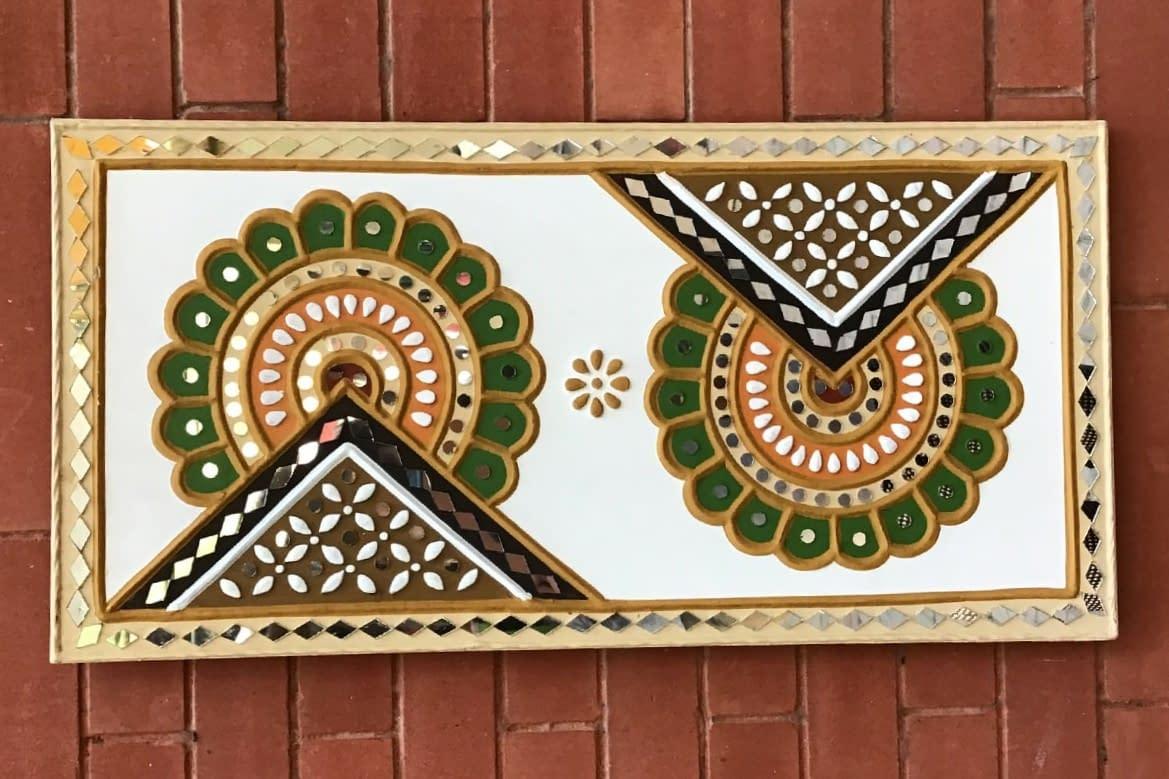 Handmade Lippon Art Wall pc 3