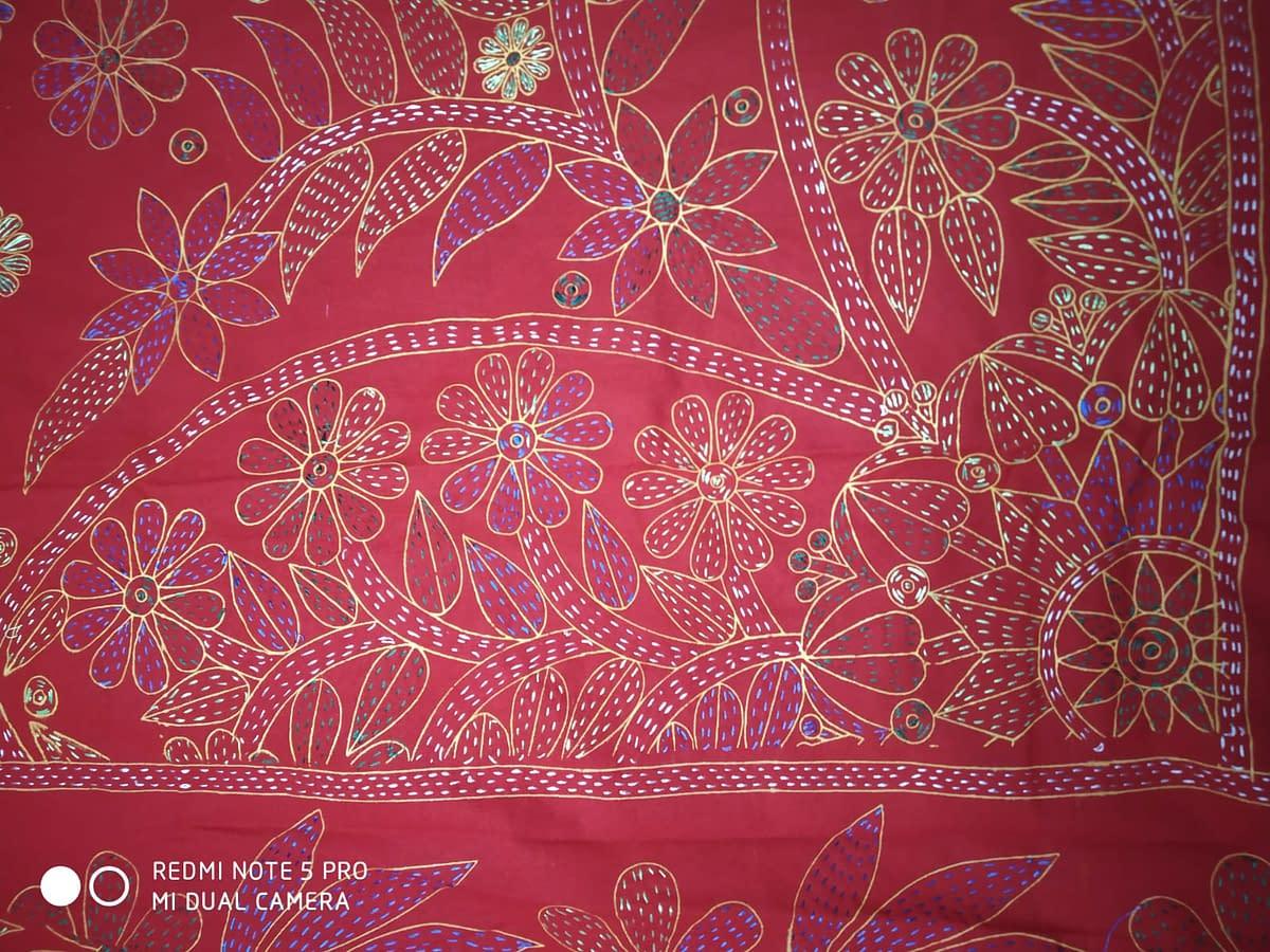 Handmade Handmade Nokshi Bedsheets 7