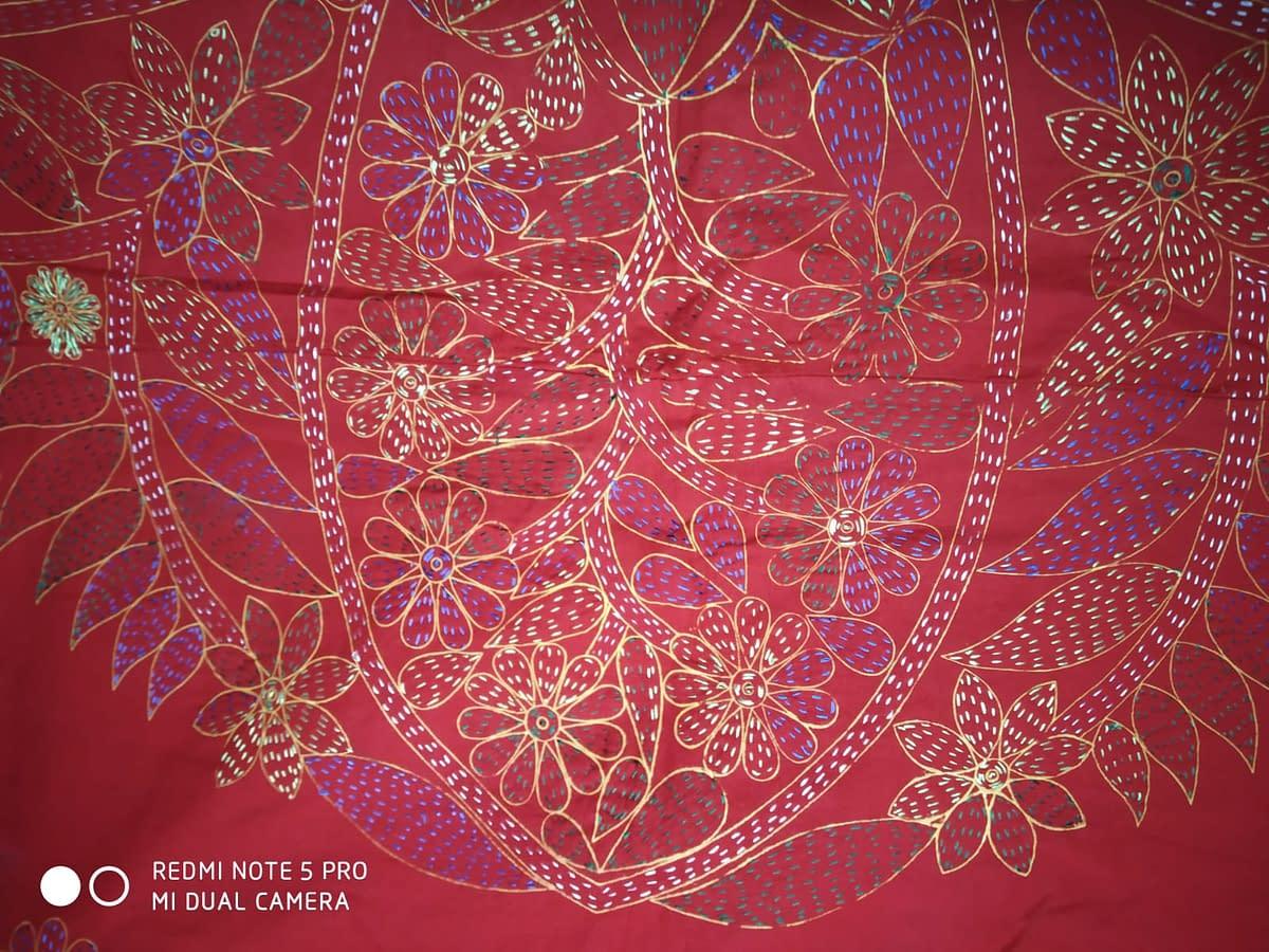Handmade Handmade Nokshi Bedsheets 6