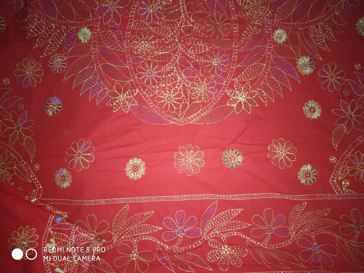 Handmade Handmade Nokshi Bedsheets 5