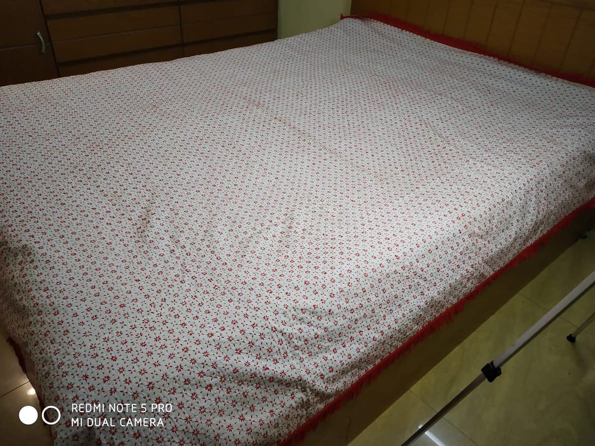 Handmade Nokshi Katha White 3