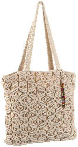 Handmade Cochet shoulder Bag 3