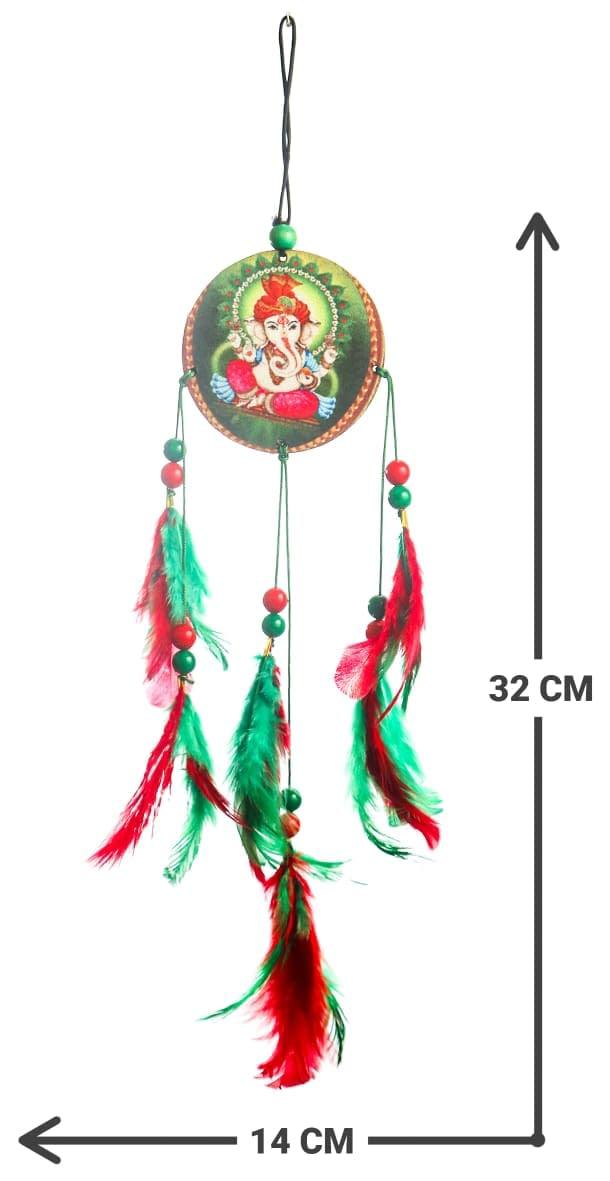 Handmade Ganesha Dream Catcher 4