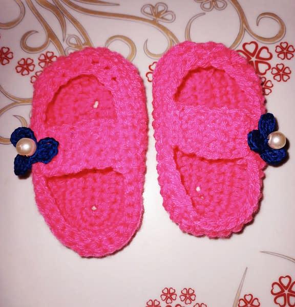 Handmade Kid shoes 3