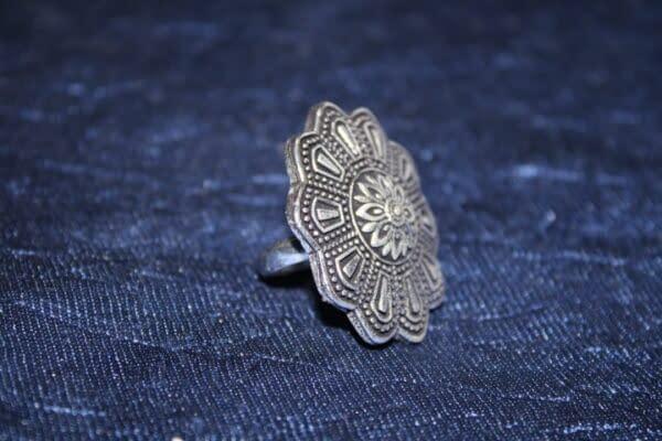 Handmade Sun Ring