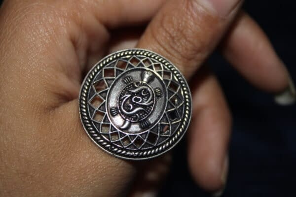 Handmade Kachua Ring 3