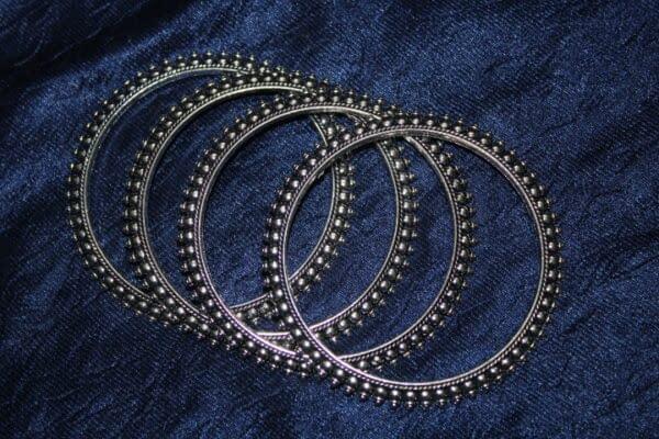Handmade Bangles (set of 4)