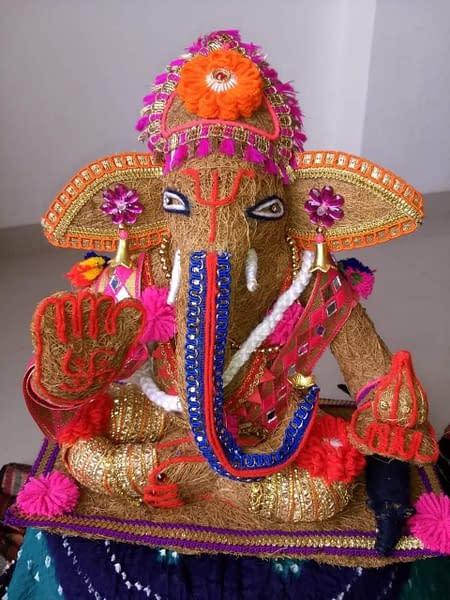 Handmade Lord Ganesha