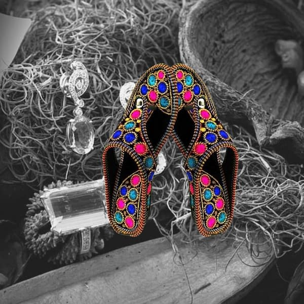 Handmade Rajasthani Styled slippers