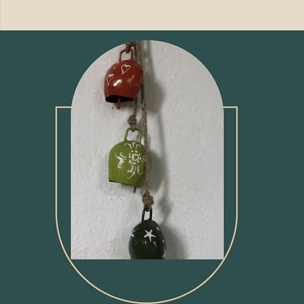 Handmade Color Bells