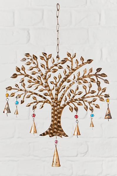 Handmade Tree of Life wind chime 3