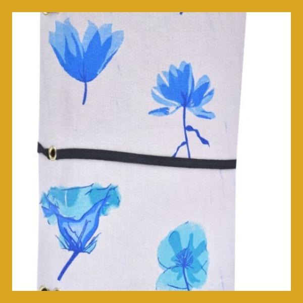 Handmade Handmade Paper Cloth cover diary (Set of 2) 3