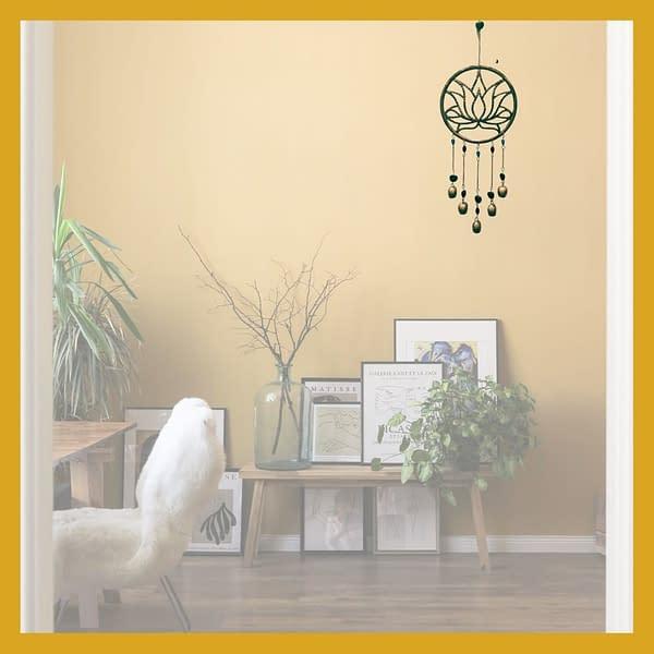 Handmade Lotus Chimes