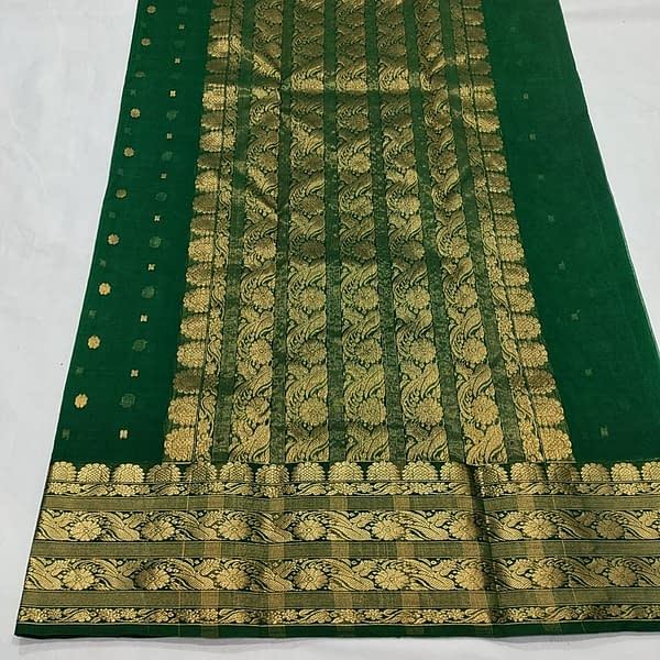 Handmade Chanderi Katan Silk